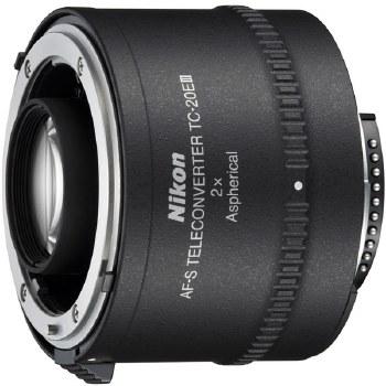 Nikon AF-S TC-20E III Teleconverter