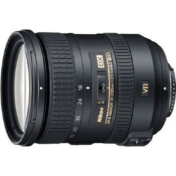 Nikon AF-S  18-200mm F3.5-5.6 G ED DX VR II