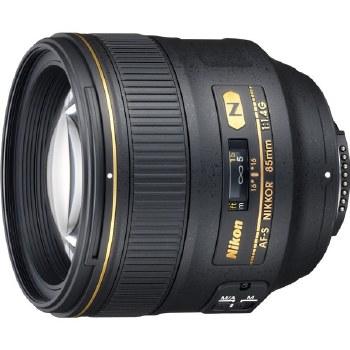 Nikon AF-S  85mm F1.4G N FX