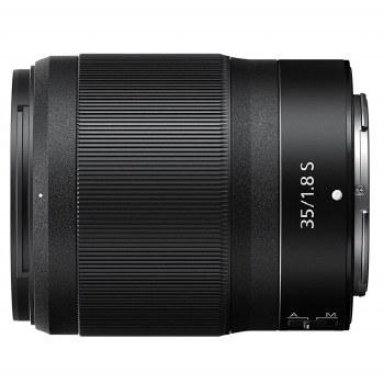 Nikon Z 24mm F1.8 S FX