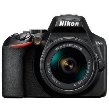 Nikon D3500 with AF-P 18-55mm F3.5-5.6G