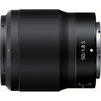 Nikon Z 50mm F1.8 S FX