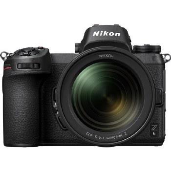 Nikon Z 6 with Z 24-70mm F4 S FX