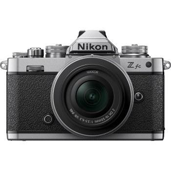 Nikon Z fc Mirrorless Camera with 16-50mm DX VR SE Lens