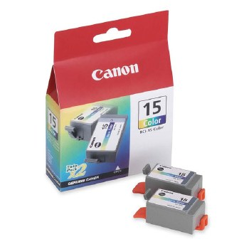 Canon BCI-15 Colour ink