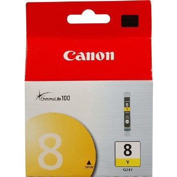 Canon CLI-8Y Yellow ink