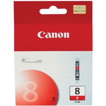 Canon CLI-8R Red ink
