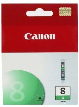Canon CLI-8G Green ink