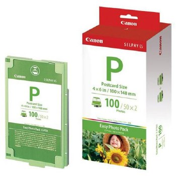 Canon E-P100 4x6 Easy Pack 100 Sheets