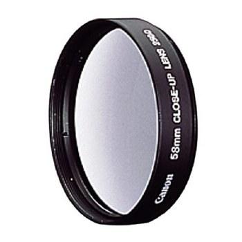 Canon 58mm Close-up Lens 250D