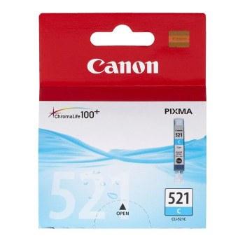 Canon CLI-521C Cyan Ink