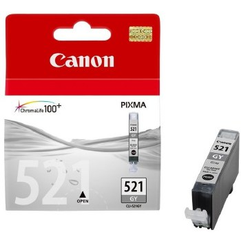 Canon CLI-521GY Grey Ink