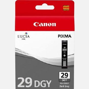 Canon PGI-29DGY Dark Grey Ink
