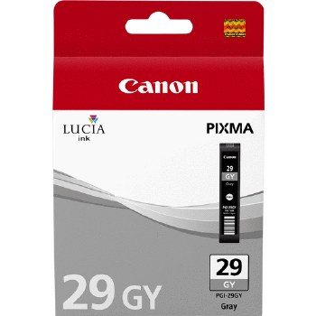 Canon PGI-29GY Grey Ink