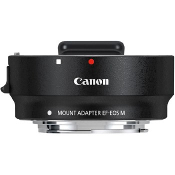 Canon Mount Adapter EF-EOS M with Tripod Foot