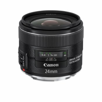 Canon EF  24mm F2.8 IS USM