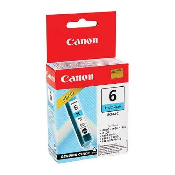 Canon BCI-6PC Photo-Cyan ink