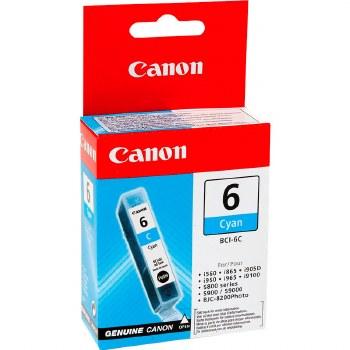 Canon BCI-6C Cyan ink