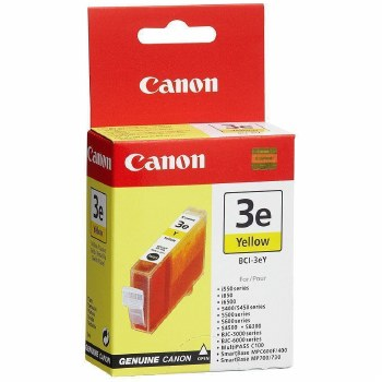 Canon BCI-3EY Yellow ink