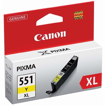 Canon CLI-551XL Y Yellow