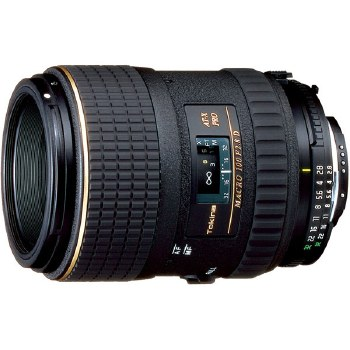 Tokina AT-X 100mm F2.8 Macro Pro D For Nikon F