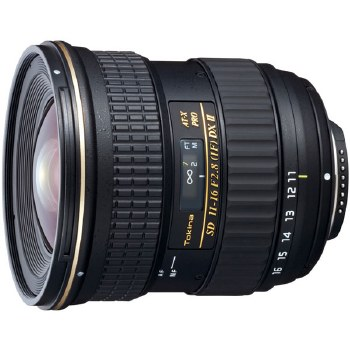 Tokina AT-X 11-16mm F2.8 Pro DX II For Nikon F