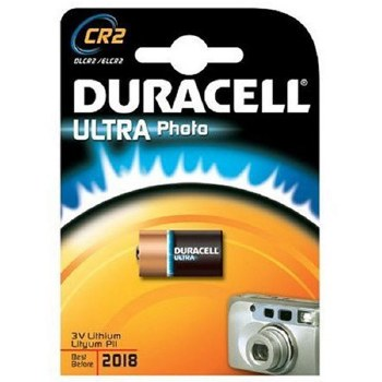 Duracell CR2 Lithium 3V Battery