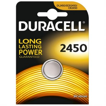 Duracell DL2450 Battery