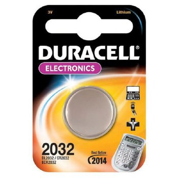 Duracell DL2032 Lithium 3V Battery