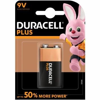 Duracell Plus 9V MN1604 Battery