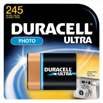 Duracell 2CR5 Battery
