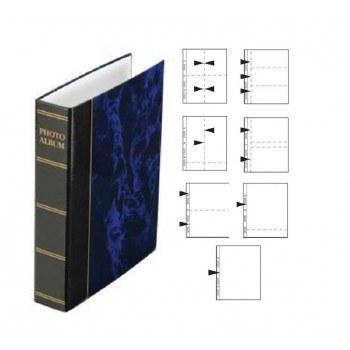 """Kenro 6X4"""" Photo Page White 10"""