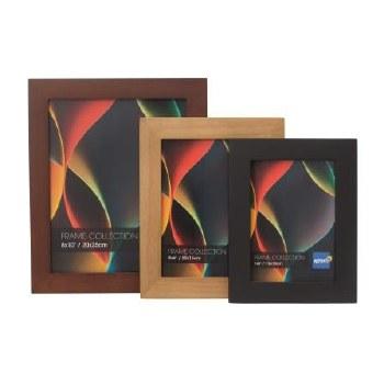 """Kenro RIO Series Photo Frames 8×6"""" / 20x15cm Black"""