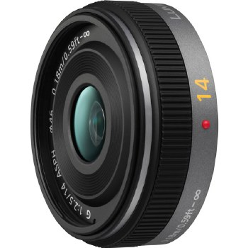Panasonic H-H 14mm F2.5 Asph.