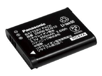 Panasonic DMW-BCN10 Battery