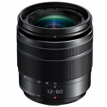 Panasonic H-FS  12-60mm F3.5-5.6 ASPH. POWER O.I.S.