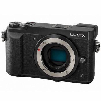 Panasonic Lumix GX80 Black with 12-32mm F3.5-5.6