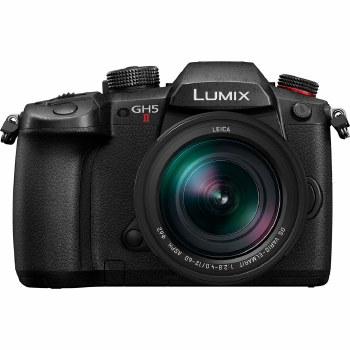 Panasonic Lumix GH5 Mark II Camera with 12-60mm F2.8-4 OIS Lens