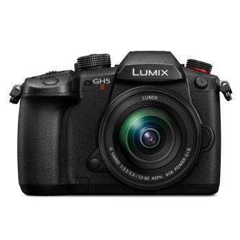 Panasonic Lumix GH5 Mark II Camera with 12-60mm Lens