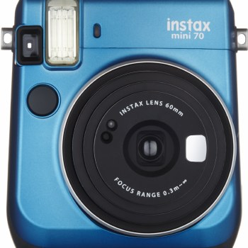 Fujifilm Instax Mini 70 Blue (inc 10 shots)
