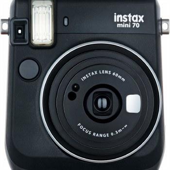 Fujifilm Instax Mini 70 Black (inc 10 shots)