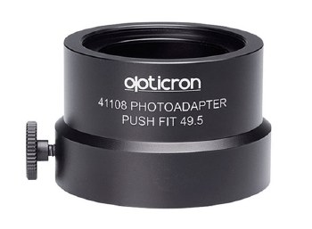 Opticron 41112 Photo Adapter Push Fit 49.5