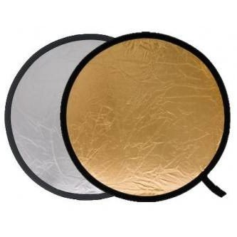 Lastolite 30cm Reflector Silver/Gold