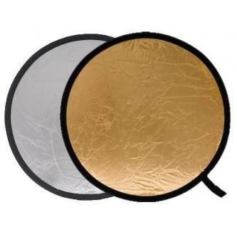 Lastolite 75cm Reflector Silver/Gold