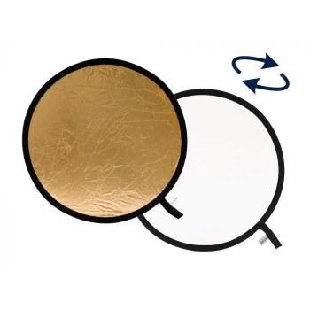 Lastolite 95cm Reflector Silver/Gold