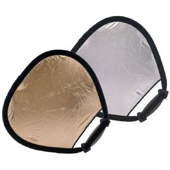 """Lastolite TriGrip Mini Reflector 45cm 18"""" (3541 Gold/White)"""