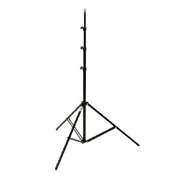 Lastolite 1159 4 Section Air Cush Stand, Metal Collars Min 85cm Max 3.1m