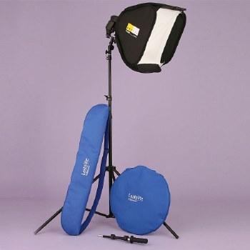 """Lastolite EzyBox Hotshoe Kit 54cm x 54cm (21"""" x 21"""")"""