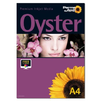 "Permajet Oyster 271GM 4X6"" 100 Sheets"