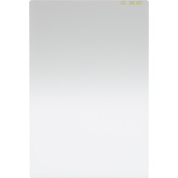 Lee SW150 ND Graduated Filters 1 Stop (0.3) ND2 Soft